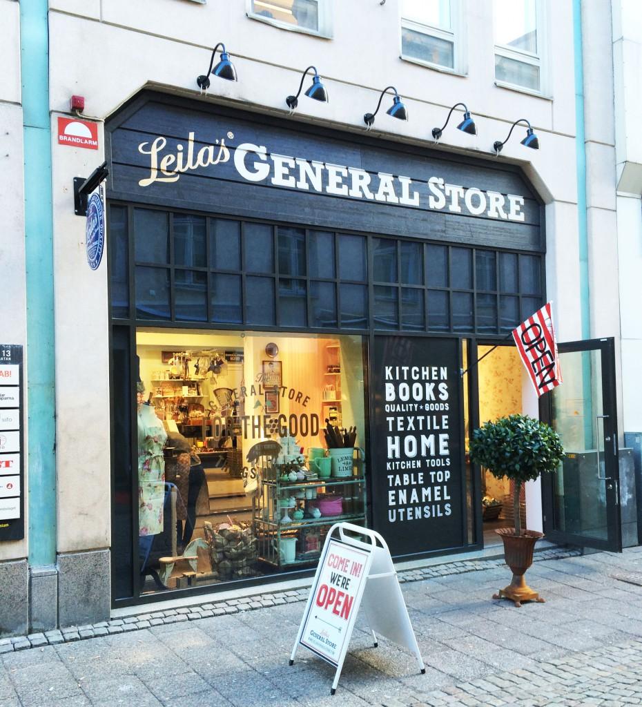 Leilas Generalstore