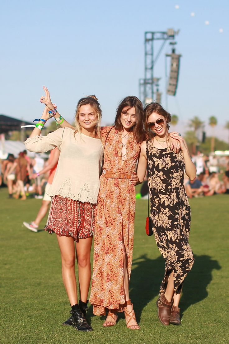 Coachella 2015 Outfits Sandra Nicole