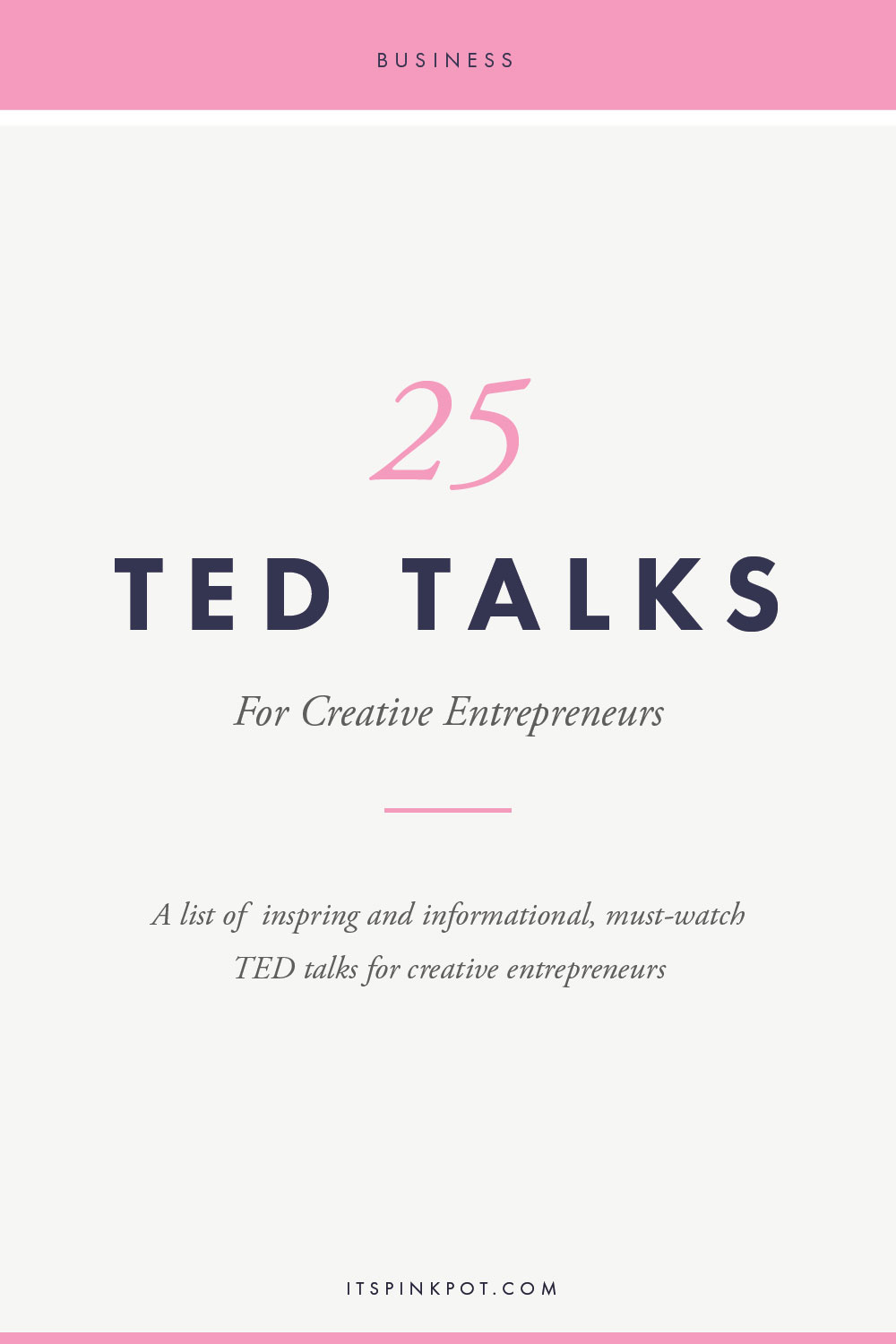 25-Ted-Talks-Creative-Entrepreneurs