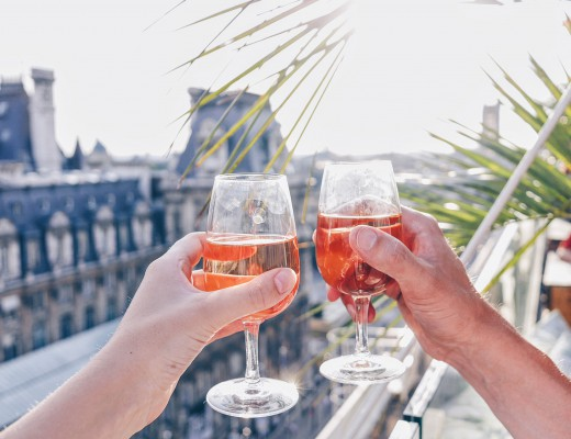 le perchoir rooftop bar marais