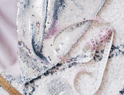 DIY sewing fashion design