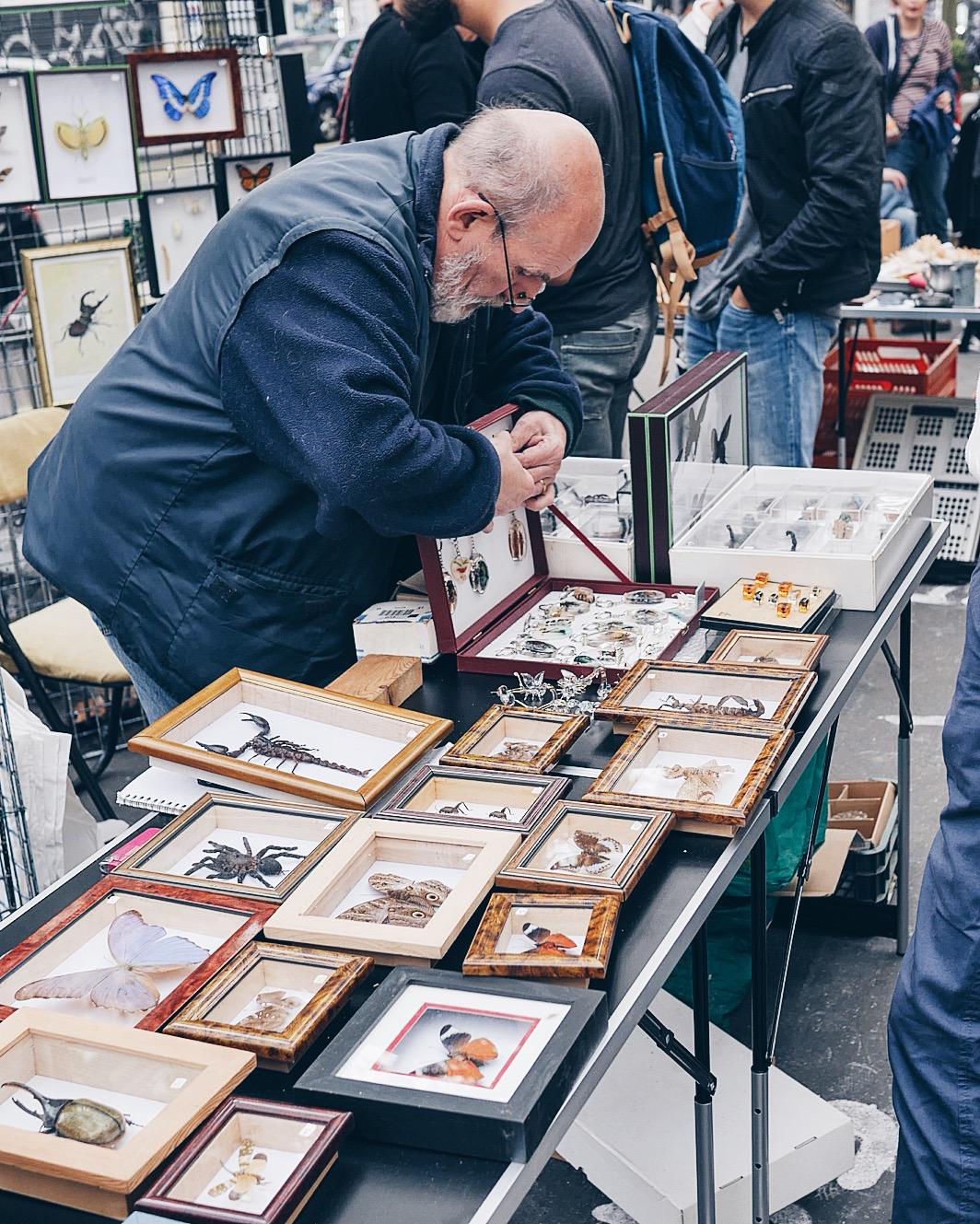 Vintage market 9eme