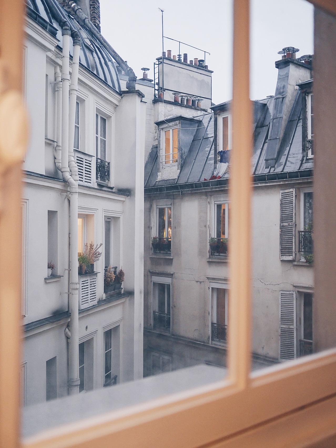 Parisian apartments