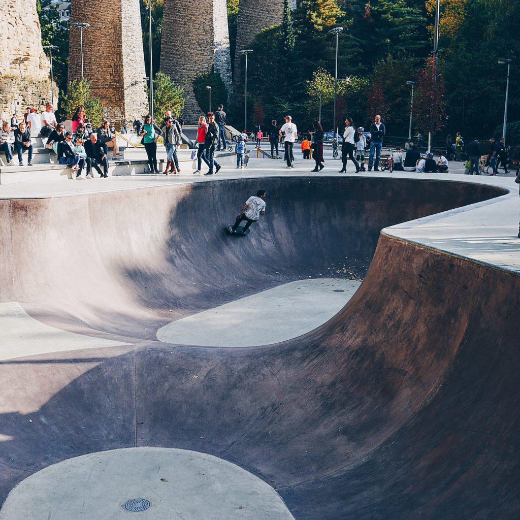 luxemburg skatepark