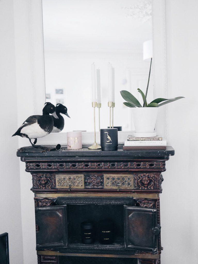 paris lägenhet